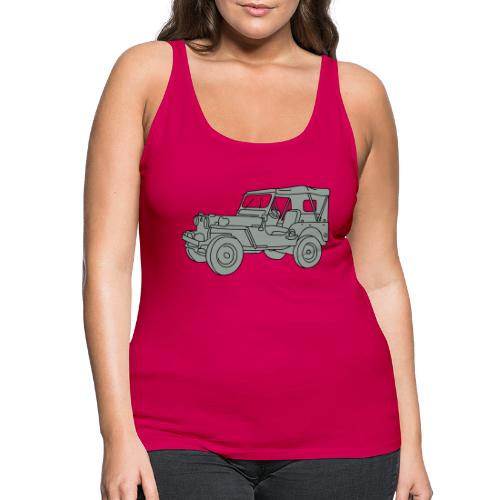Geländewagen SUV 2 - Frauen Premium Tank Top