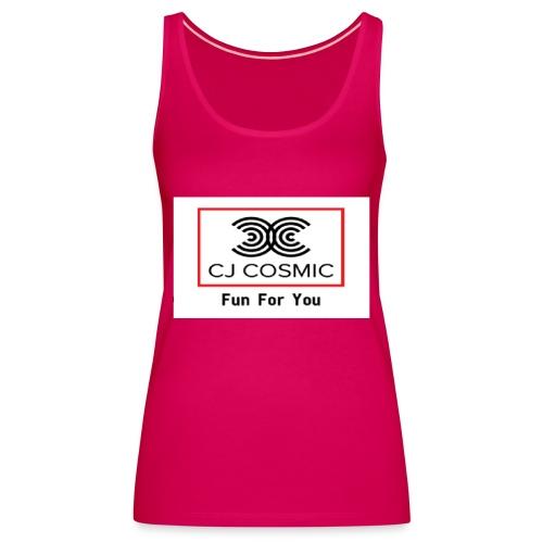 CJ COSMIC - Women's Premium Tank Top