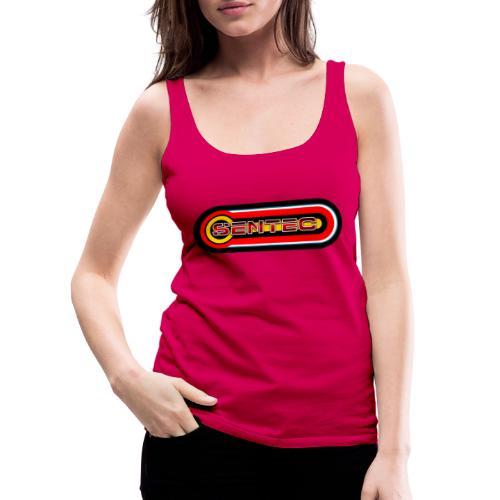LOGO SENTEC - Camiseta de tirantes premium mujer