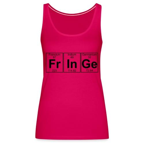 Fr-In-Ge (fringe) - Full - Women's Premium Tank Top