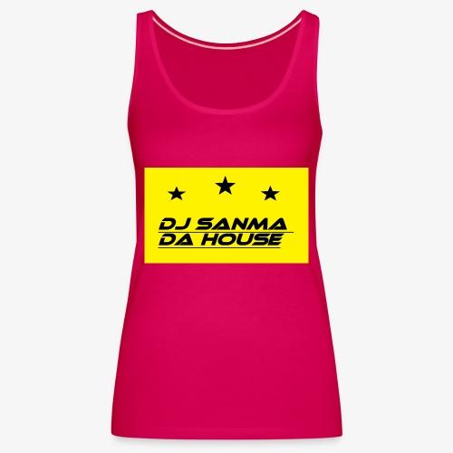 sdh5 - Camiseta de tirantes premium mujer