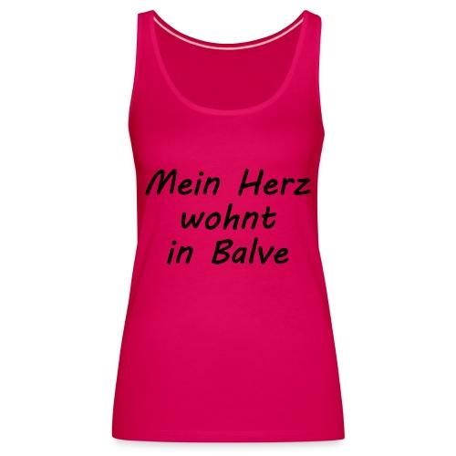 Balve - Frauen Premium Tank Top