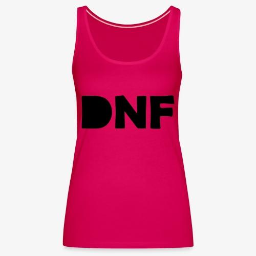 dnf - Frauen Premium Tank Top