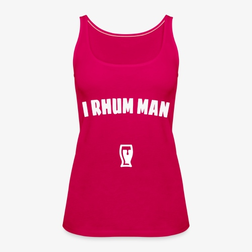 irhumman5 - Débardeur Premium Femme