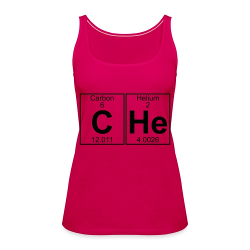 C-He (che) - Full - Women's Premium Tank Top