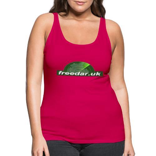 Freedar - Women's Premium Tank Top