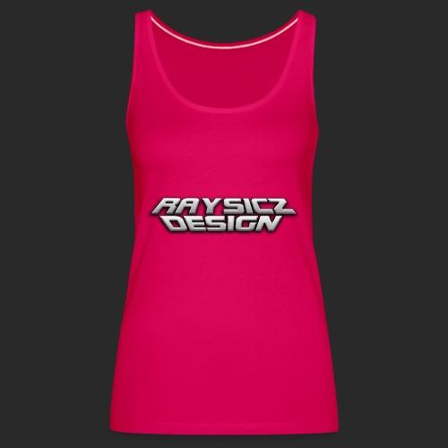 Raysicz Design Metal Schrift - Frauen Premium Tank Top