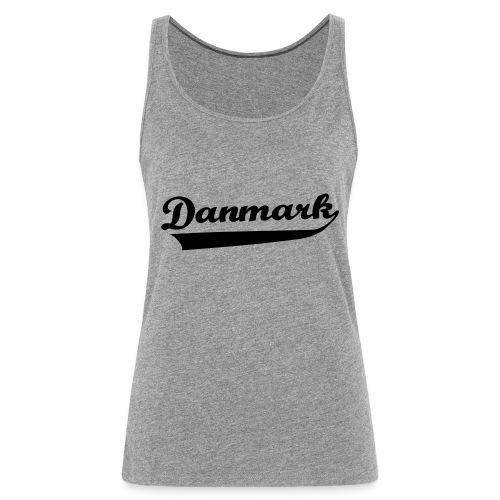 Danmark Swish - Dame Premium tanktop
