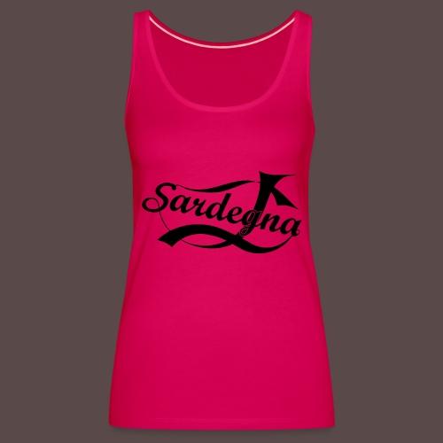 Sardegna USA - Canotta premium da donna