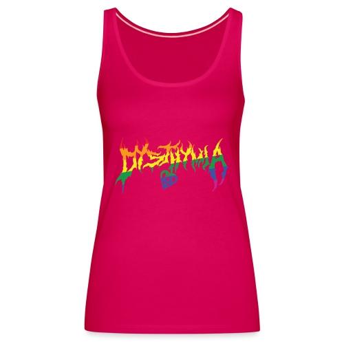 dysthymia pride - Premiumtanktopp dam