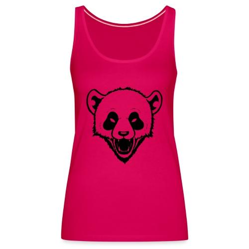 Panda - Frauen Premium Tank Top