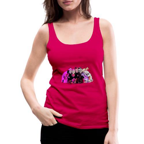 SERGI DANI ENDO DARIAN - Camiseta de tirantes premium mujer