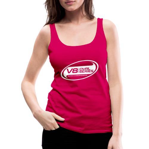 Alternatief logo wit - Vrouwen Premium tank top