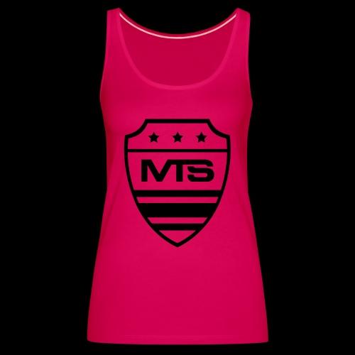 MTS92 BLASION - Débardeur Premium Femme