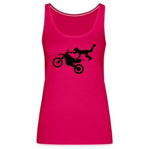 Motocross Freestyle Männer Frauen - Frauen Premium Tank Top