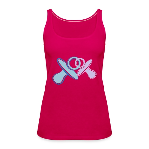 Mommy 'n' Daddy 2 be - Frauen Premium Tank Top