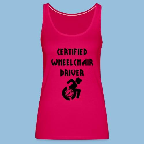 Certified5 - Vrouwen Premium tank top
