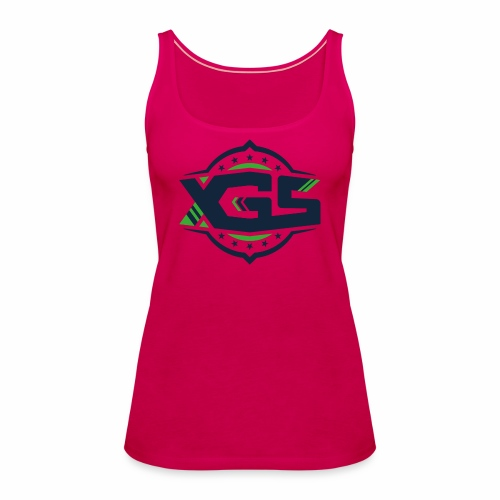 XGS black - Frauen Premium Tank Top