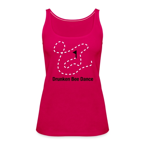 Drunken Bee Dance - Boys Shirt - Frauen Premium Tank Top