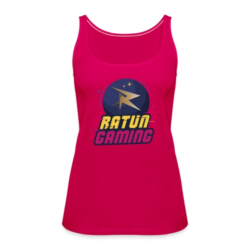 Ratun Gaming - Frauen Premium Tank Top