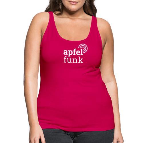 Apfelfunk Dark Edition - Frauen Premium Tank Top