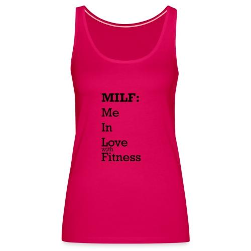 MILF - Vrouwen Premium tank top