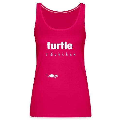 turtle.täubchen - Frauen Premium Tank Top