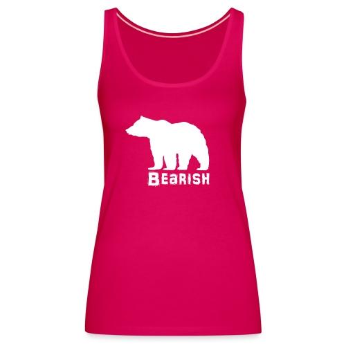 bear - Women's Premium Tank Top