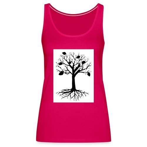 Drevo +Fehu - Camiseta de tirantes premium mujer