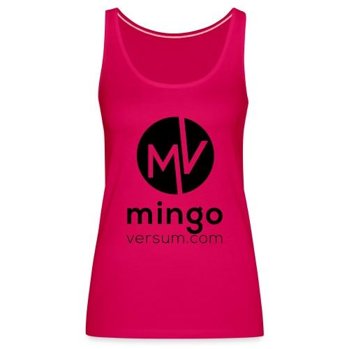 mingoversum akademie - Women's Premium Tank Top