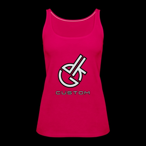DKG Custom - Women's Premium Tank Top