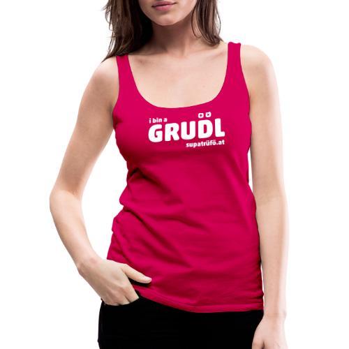 supatrüfö grudl - Frauen Premium Tank Top