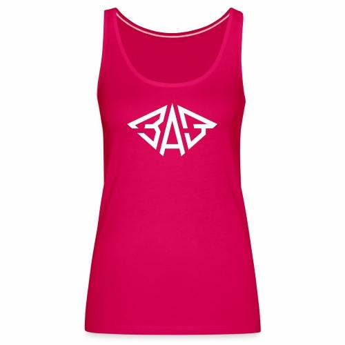 SAS ZAZ Saporoshez logo - Women's Premium Tank Top