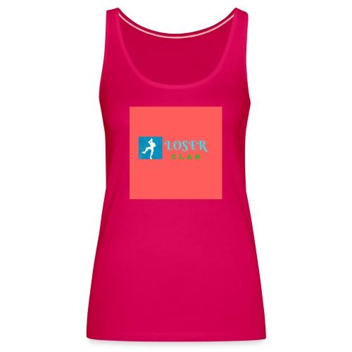 Logo ufficiale - Canotta premium da donna