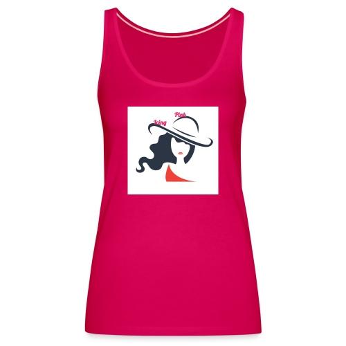 Pink Icing ❤️ - Women's Premium Tank Top