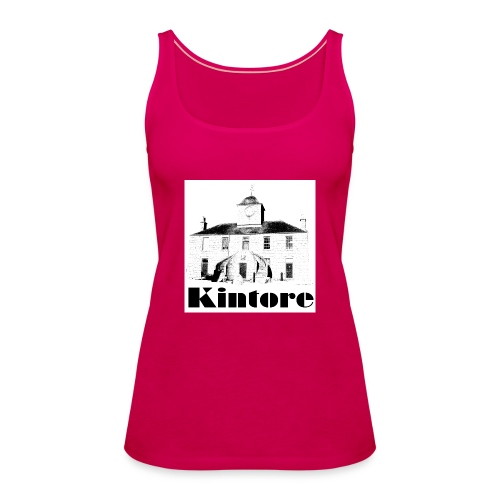 Kintore Town House - Women's Premium Tank Top