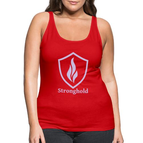 Stronghold.Clothing Brand - Frauen Premium Tank Top
