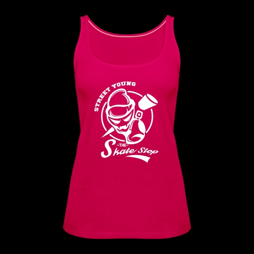 8 - Frauen Premium Tank Top