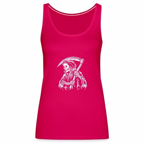 Grim Reaper. - Camiseta de tirantes premium mujer