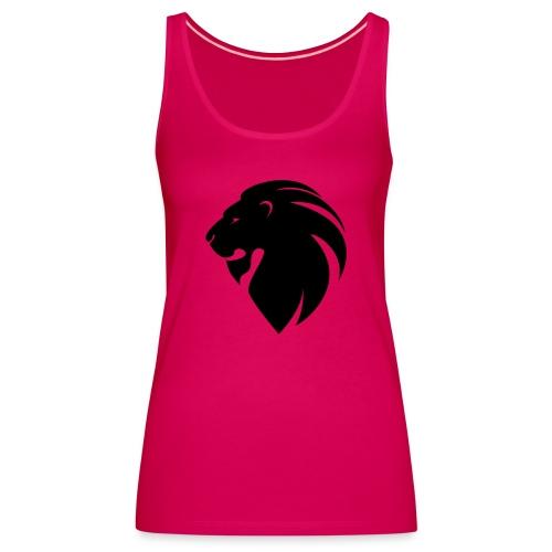 logo loewe - Frauen Premium Tank Top