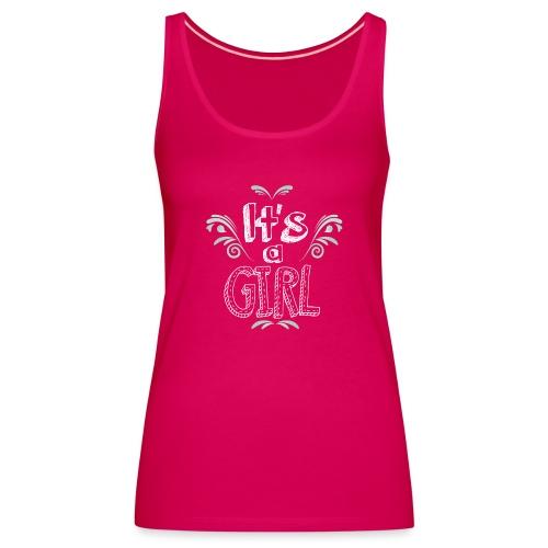 Tshirt Femme Enceinte T shirt femme - Débardeur Premium Femme
