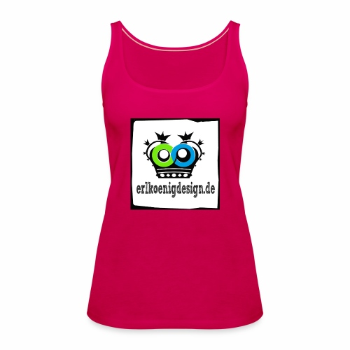 logo2018 shirts copy - Frauen Premium Tank Top