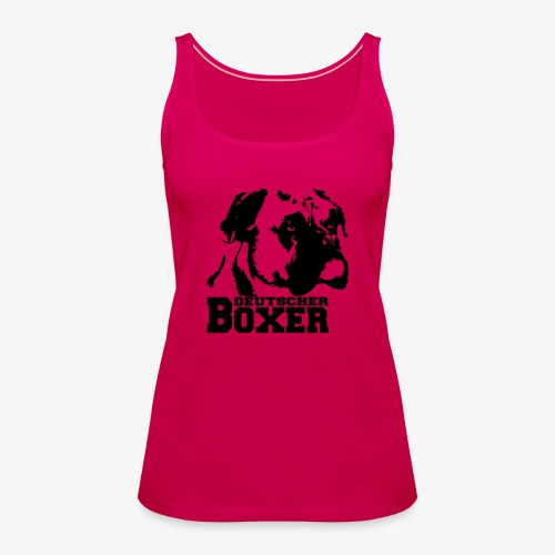Deutscher Boxer - Frauen Premium Tank Top