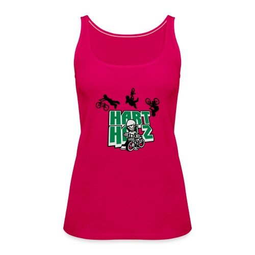 Dirtwarrior - Frauen Premium Tank Top