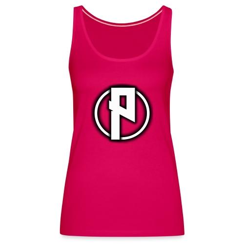 Priizy t-shirt black - Women's Premium Tank Top