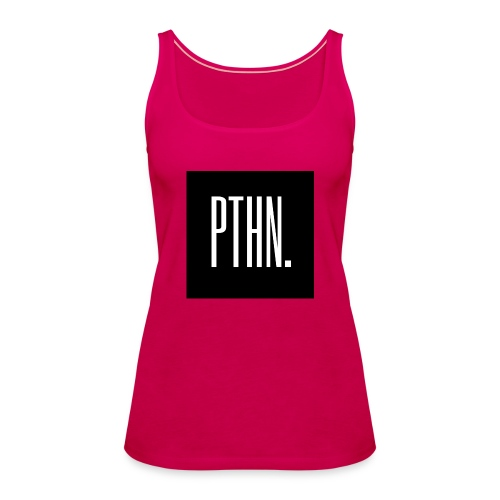Panteon - Frauen Premium Tank Top