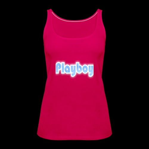 PlayBoy1 - Frauen Premium Tank Top