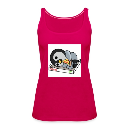 Pingüino - Camiseta de tirantes premium mujer