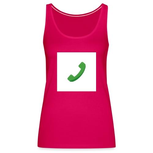 Telefon - Frauen Premium Tank Top