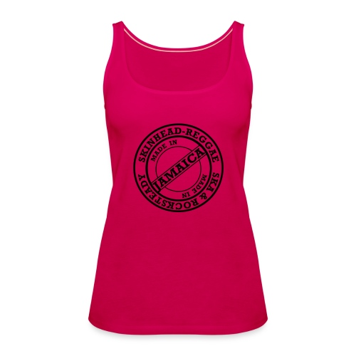 skinheadreggae_made_in_jamaica - Frauen Premium Tank Top